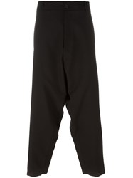 Societe Anonyme 'Sauvage Summer' Trousers Black