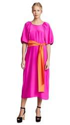 Delfi Collective Bianca Dress Pink