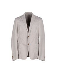 Prada Luna Rossa Blazers Light Grey