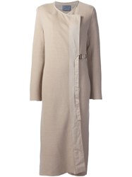 Maiyet Duster Coat Nude And Neutrals