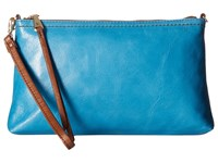 Hobo Darcy Capri Cross Body Handbags Blue