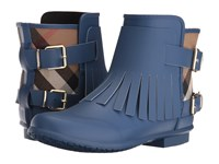 Burberry Fritton Light Steel Blue Women's Boots