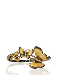 Annoushka Butterfly Bangle Yellow