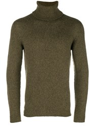 Nuur Lightweight Jumper Green