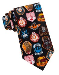 Star Wars Resistance Patches Tie Red