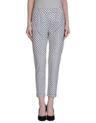 Tory Burch Casual Pants White