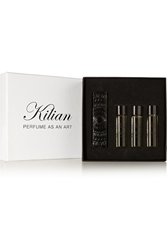 Kilian Back To Black Travel Set Eau De Parfum And Refills 4 X 7.5Ml