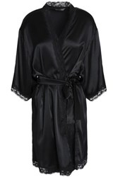 Mimi Holliday Robes Black