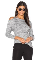 Nation Ltd. Belinda Sweater Grey