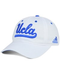 Adidas Ucla Bruins Slouch Cap White Blue