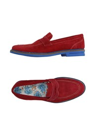 At.P. Co At.P.Co Loafers Red