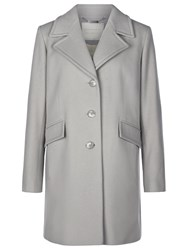 Windsmoor Marleybone Wool Coat Dove Grey