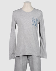 Closed Long Sleeve T Shirts Grey