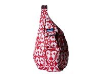 Kavu Rope Sling Pink Blot Backpack Bags