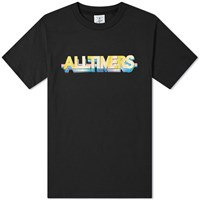 Alltimers Feature Tee Black