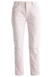 7 For All Mankind Josefina Relaxed Fit Jeans Rose