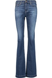 Ag Jeans Janis Mid Rise Bootcut Mid Denim