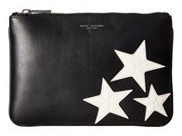 Marc Jacobs Stars Pouch Black