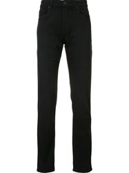 Paige Straight Leg Jeans Black