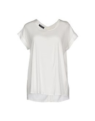 Brooksfield Blouses White