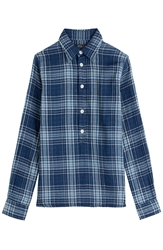 Polo Ralph Lauren Val Plaid Cotton Shirt