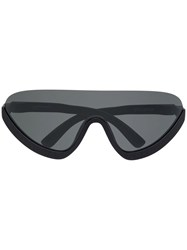 Mykita X Bernhard Willhelm Sunglasses Black
