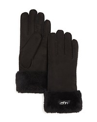 Ugg Australia Turn Cuff Gloves Black