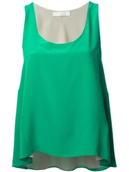 Chloe Chloe Sleeveless Top Green
