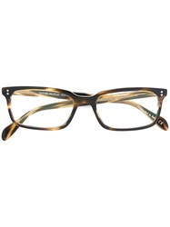 Oliver Peoples Denison Glasses Men Acetate 53