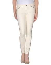 Paige Casual Pants Ivory