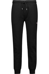 Mcq By Alexander Mcqueen Cotton Track Pants Black