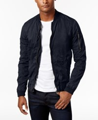 Superdry Men's Rookie Duty Bomber Jacket Midnight