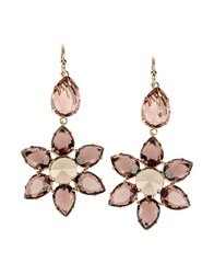 Alberta Ferretti Earrings Light Purple