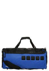 Erima Cubes Sports Bag New Royal Schwarz Blue