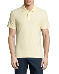 Penguin The Pop Slim Fit Polo Shirt French Vanilla