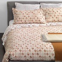 Trussardi Eclissi Duvet Cover Set Beige Super King