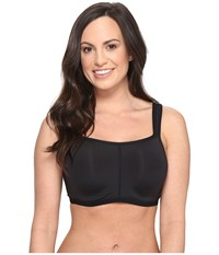 Natori Yogi Convertible Underwire Sports Bra 731050 Black Women's Bra
