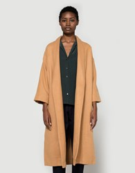 Farrow The Robe Coat Camel