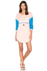 Wildfox Couture Sunscreen Tee Coral