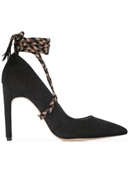 Ritch Erani Nyfc Cleopatra Pumps Black