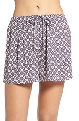Dkny Women's Satin Boxer Shorts