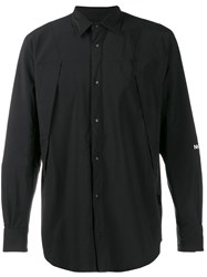 The North Face Back Logo Shirt Black