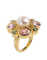 Cz By Kenneth Jay Lane Rings Gold