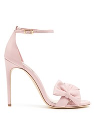 Olgana Paris Delicate Candice Leather Sandals Light Pink