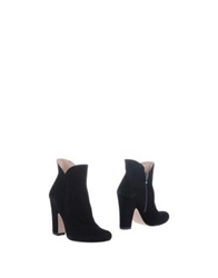 Pura Lopez Ankle Boots Grey