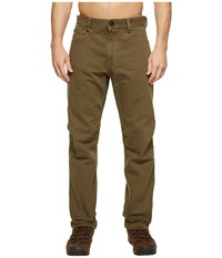 The North Face Campfire Pants Burnt Olive Green Men's Casual Pants