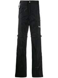 Heliot Emil Zipped Knees Detail Trousers 60