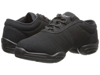 Capezio Canvas Dansneaker Black Dance Shoes