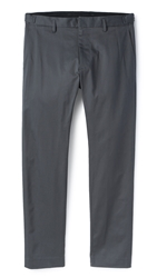 Marc By Marc Jacobs Smart Cotton Twill Pants Washed Ink