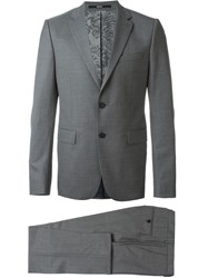 Kenzo Two Piece Suit Grey